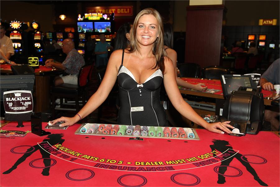 video slots casino race